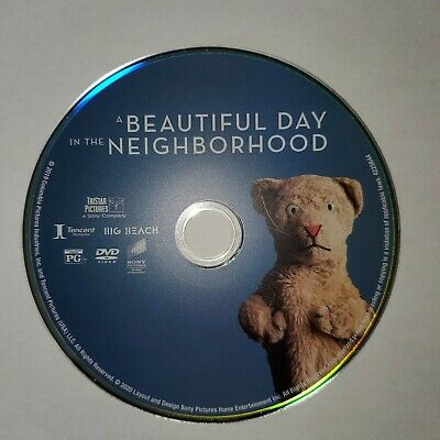 A Beautiful Day in the Neighborhood (2019) DVD ONLY