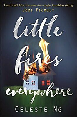 Little Fires Everywhere by Ng, Celeste Book The Fast Free Shipping