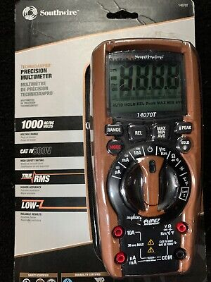 SOUTHWIRE Multimeter 14070T