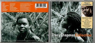 TRACY CHAPMAN - Collection (The Very Best Of) 2001 CD Album    *FREE UK POSTAGE*