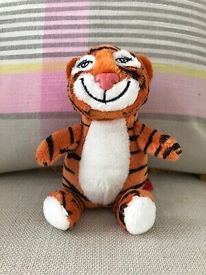 The Tiger Who Came To Tea, Small Soft Toy By Aurora