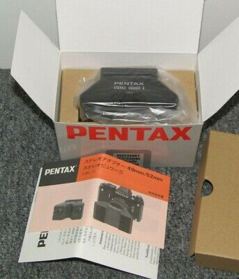 Pentax Stereo Viewer II - NEW IN BOX