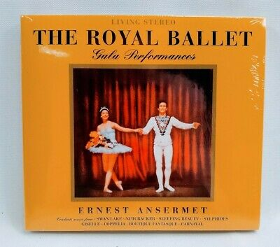 Ernest Ansermet The Royal Ballet Gala Performances CD