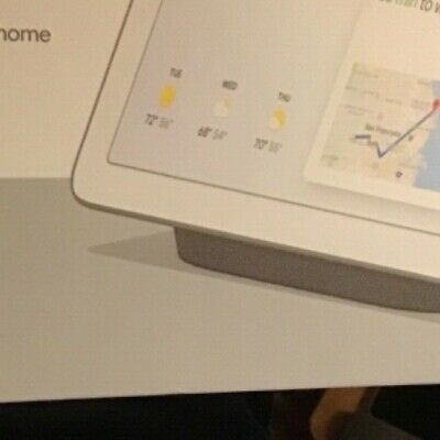 Google Home Hub  rand new never out of box