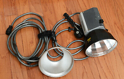 Balcar  U Head Great Condition Clear Flash Tube  - Extension Cable Included