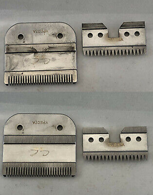 Master Grooming Tools #10 Detachable Clipper Blade SHARPENED & READY FOR USE