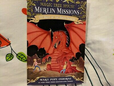 Magi Tree House: Merlin Missions; #27- Night If The Ninth Dragon By: Mary...