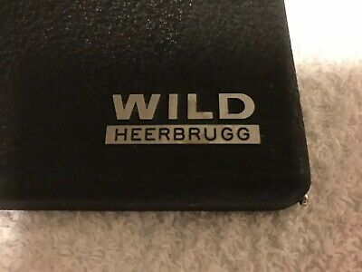 Wild Heerbrugg Drafting Set