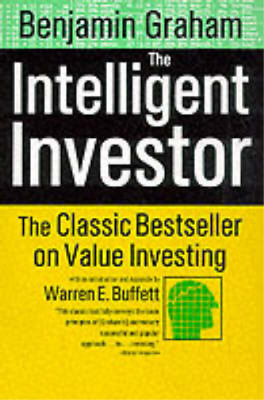 The Intelligent Investor, Benjamin Graham, Used; Good Book