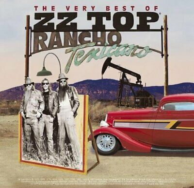 ZZ Top - Rancho Texicano: The Very Best Of ZZ Top - ZZ Top CD 54LN The Fast Free