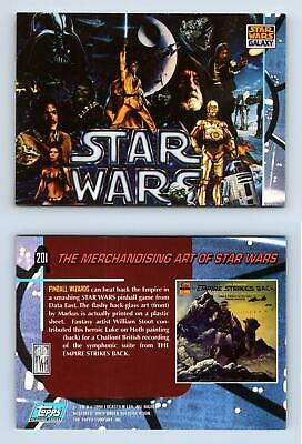 Three Star Wars Galaxy Series 3 Lucasart /& Etched Foil Chase Card Selection