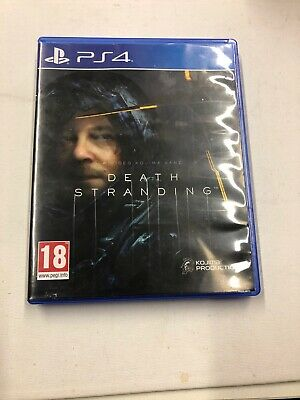 Death Stranding (PS4) Pal Uk Free Post