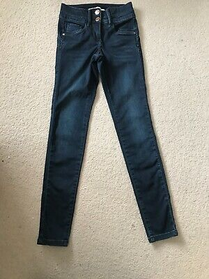 LADIES NEXT LIFT SLIM,& SHAPE SkinnY Fit DarkBLUE JEANS SIZE 6P(PETITE) STRETCHY