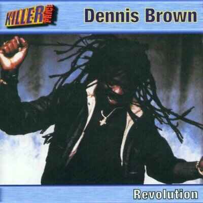 Brown, Dennis - Revolution - Brown, Dennis CD 5VVG The Cheap Fast Free Post The