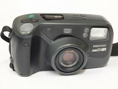 Pentax Zoom 90-WR Water Resistant 35mm Camera. St No u11039