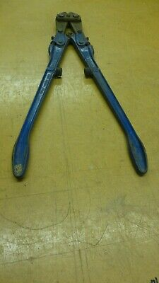 """Record Bolt Croppers Cutters Large 24"""" Heavy Duty Forged Steel"""