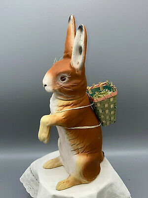 Osterhase Füllhase Candycontainer Masse-Holz 31 cm