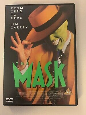 The Mask DVD (1999) Jim Carrey, Russell (DIR) cert 12 FREE Shipping, Save £s