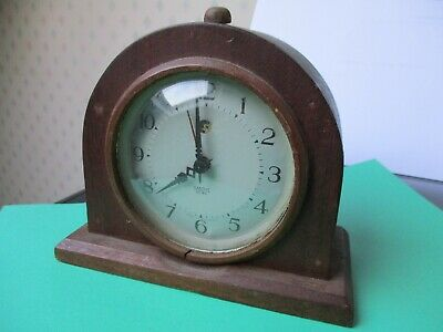Smiths Sectric Electric Mantel Clock - Restoration Project