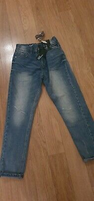Next Boys Regular Fit Jeans Age 12 BNWT