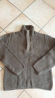 CAMPUS by Marc O'Polo Marco Polo Pullover Pulli Troyer Herren Gr. M oliv