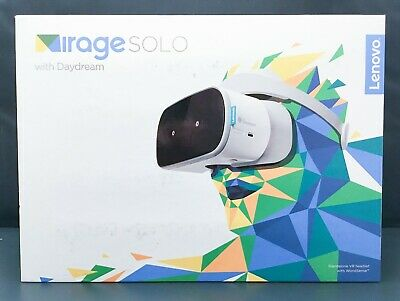 Lenovo Mirage Solo with Daydream Virtual Reality Headset - Moonlight White