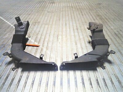 Astra Mk4 Gsi Z20Let Plastic Front Air Brake Ducts, Pair