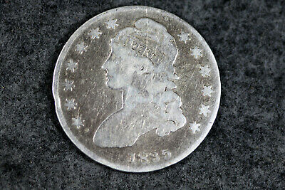 Estate Find 1835  Capped Bust Half Dollar  #D25447