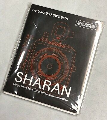 Sharan Mega House Hasselblad SWC instructions book full package