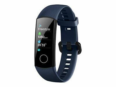 Huawei HONOR Band 5 Activity tracker with band silicone midnight navy 55024138