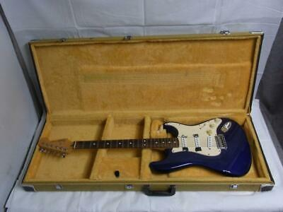 99'-2000' Fender MN Stratocaster SN: MN9349630 Electric Guitar W/ Case