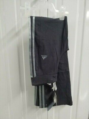 BRAND NEW adidas GIRLS  Track Pants SIZE  M -11 TO 12 YEARS OLD