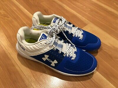 New UA Under Armour Yard Low ST Men/'s Baseball Cleats 3021711-401