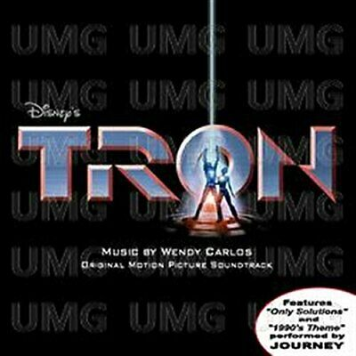 Wendy Carlos - Disney's Tron - Wendy Carlos CD FCVG The Cheap Fast Free Post The