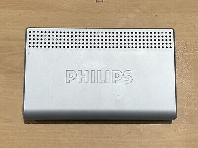 Philips DTRID 200/05 FREEVIEW Digital Set-Top Box Receiver (Please see Descrip)