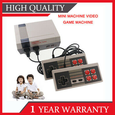 HDMI AV Mini TV Game Console For NES Built-in Games & 2 Gamepads Classic Retro