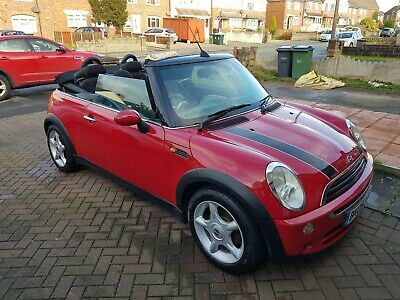 MIni one convertible 2005
