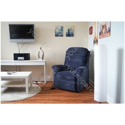 Aidapt Ecclesfield Series Wall Hugging Rise & Recliner - Chenille Material