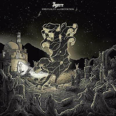 Igorrr - Spirituality And Distortion CD ALBUM NEW (25TH MAR)
