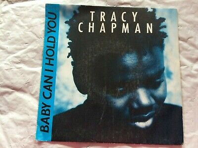 45 Tours Tracy Chapman Baby Can Hold You