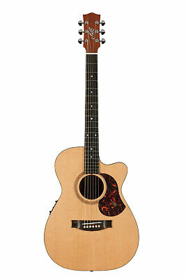 Maton SRS808C Solid Road Series Acoustic Electric Guitar w/Case