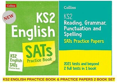 Ks2 Year 6 Sats English Practice Papers & Book 2 Book Bundle From The 2020 Tests