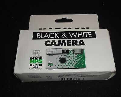 Ilford - Hp5 Plus 400 Camera  (Expiration Date Sept 2023)   (B38)