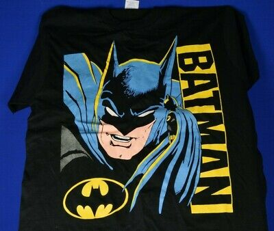 Vintage 1989 Batman DC comics shirt