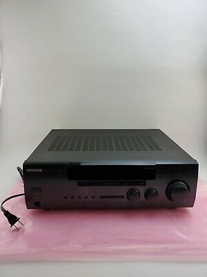 Kenwood VR 205 Receiver 5.1 Channel Tested Works Great