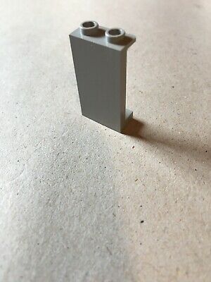 LEGO Light Grey Panel With Side Supports - 87544