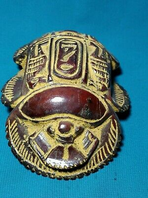 Pharaonic scarab is very rare.. 1