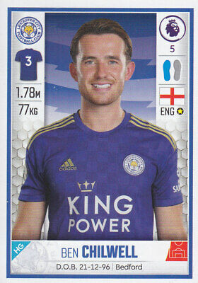 Panini Football - Premier League 2019-2020 - Ben Chilwell - Leicester City # 259