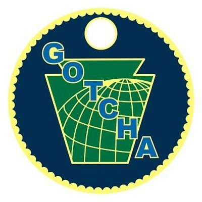 Pathtag Pathtags Geocoin Geocaching  #17053