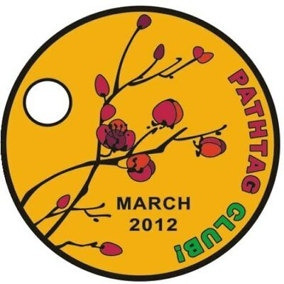 Pathtag Pathtags Geocoin Geocaching  #20930